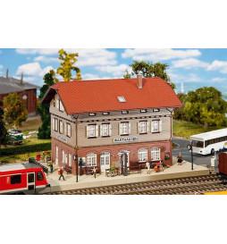 Dworzec Warthausen - Faller 110123