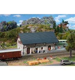 Dworzec Guarda (kolej retycka) - Faller 110126