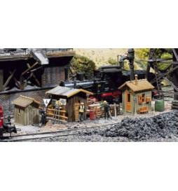 Budki kolejowe - Faller 120140