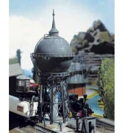 Wieża wodna Haltingen - Faller 120143