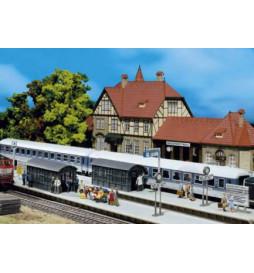 Przedłużenie platformy peronu - Faller 120203