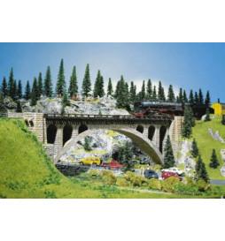 Wiadukt kolejowy - Faller 120533