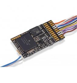 Dekoder dźwięku do parowozu Ty2 PKP Roco - Zimo MX645R 8-pin