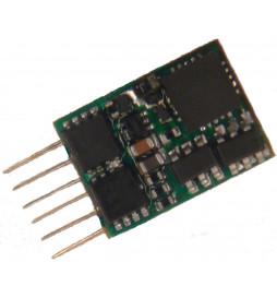 Dekoder jazdy i oświetlenia Zimo MX621N DCC 6-pin direct