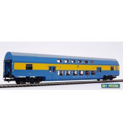 "Wagon piętrowy 2 klasy, typu Goerlitz 88, Bdhpumn, ""Bohun"" PKP - Piko 97044"