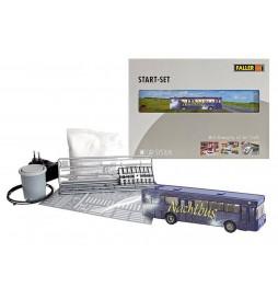 cs Zestaw Start Autokar MB O405 - Faller 161499