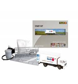"Zestaw Startowy Car System ""Ciężarówka MAN"" - Faller 161505"