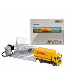 Faller 161607 - Zestaw startowy Car System, ciężarówka DHL