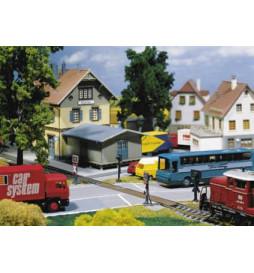 Przejazd kolejowy - Faller 161657