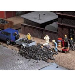 Materiały sypkie (węgiel) - Faller 170724