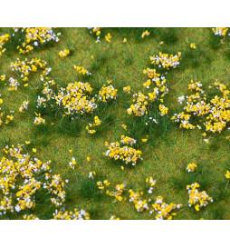 Segment krajobrazu - ukwiecona łąka - Faller 180467