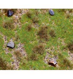 Segment krajobrazu - łąka z głazami - Faller 180476