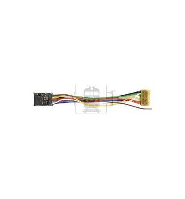 Dekoder jazdy i oświetlenia Zimo MX622R DCC 8-pin z przewodami