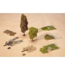 Zrób-to-sam Drzewo liściaste 110mm - Faller 181103