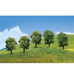 Drzewa liściaste,5szt. ok.55mm - Faller 181218