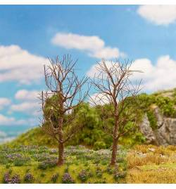 2 drzewa bez liści, 120mm - Faller 181224