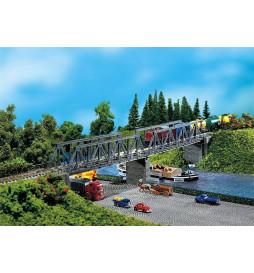 2 mosty kolejowe - Faller 222578