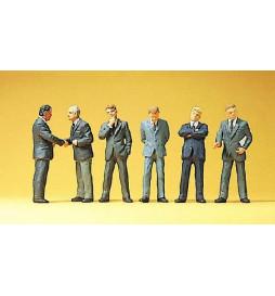 Biznesmeni 1/87 - Preiser 10380