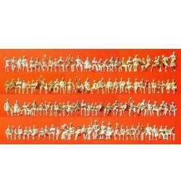 Osoby siedzące, 120 figur 1/87 - Preiser 16328