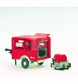 Agregat strażacki, Ziegler 1/87 - Preiser 31112