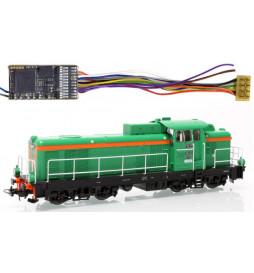 Dekoder dźwięku do modelu SM42 Piko - Zimo MX645R (3W) DCC 8-pin z przewodami