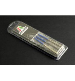 Zestaw trzech mini pilników diamentowych - Italeri 50820