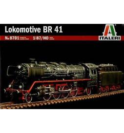 """1:87 LOKOMOTIVE BR41 """"H0"""" - Italeri 8701"""