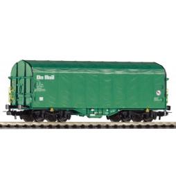 Wagon plandek. Shimmns OnRail Ep. VI - Piko 54588