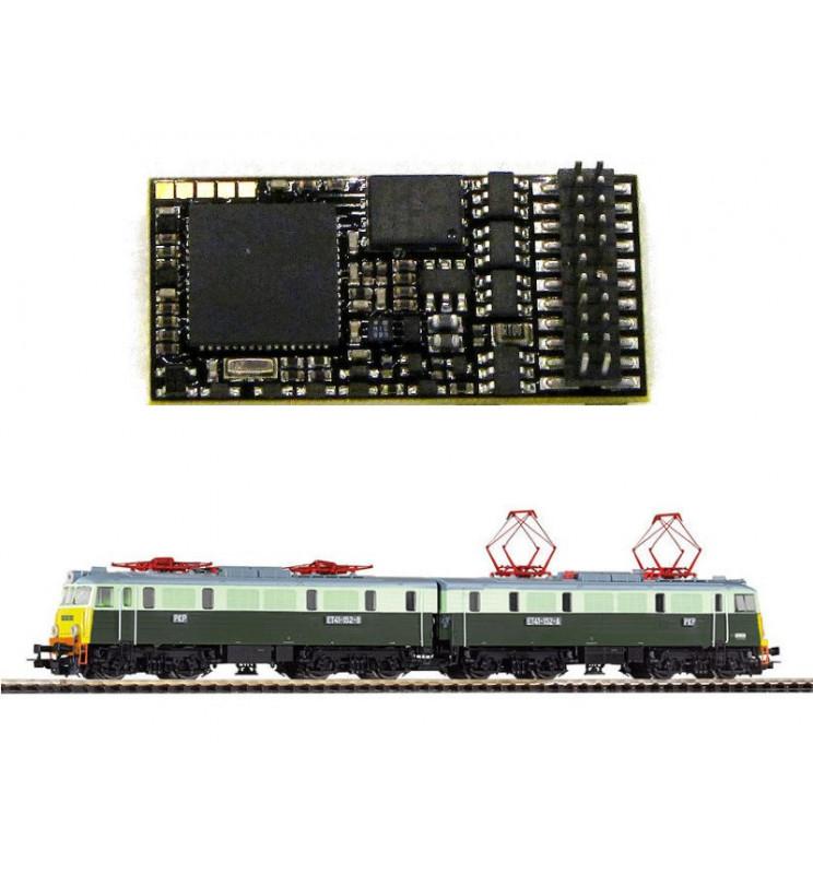 Dekoder jazdy i dźwięku do ET41 Piko MX645P22-ET41 (3W) DCC PluX 22-pin