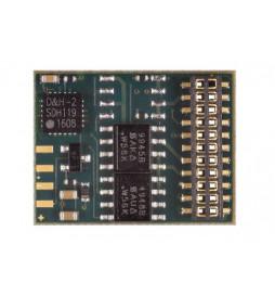 Dekoder DCC/SX/MM jazdy i oświeltenia D&H DH21A-5 21-pin