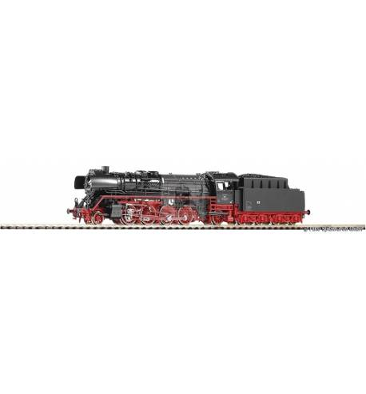 ~Parowóz BR 41 Lok.muzealna Eisenach VI + dekoder, wersja AC - Piko 50428