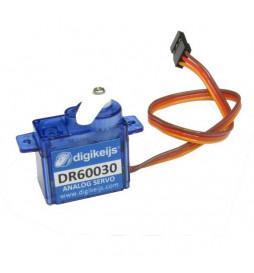 DR60030 - Mini serwo analogowe