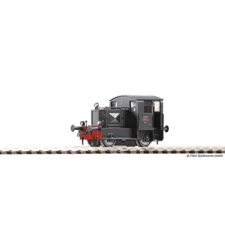 Piko 52058 - Lokomotywa spalinowa T200 (Ko1) CSD, ep.III