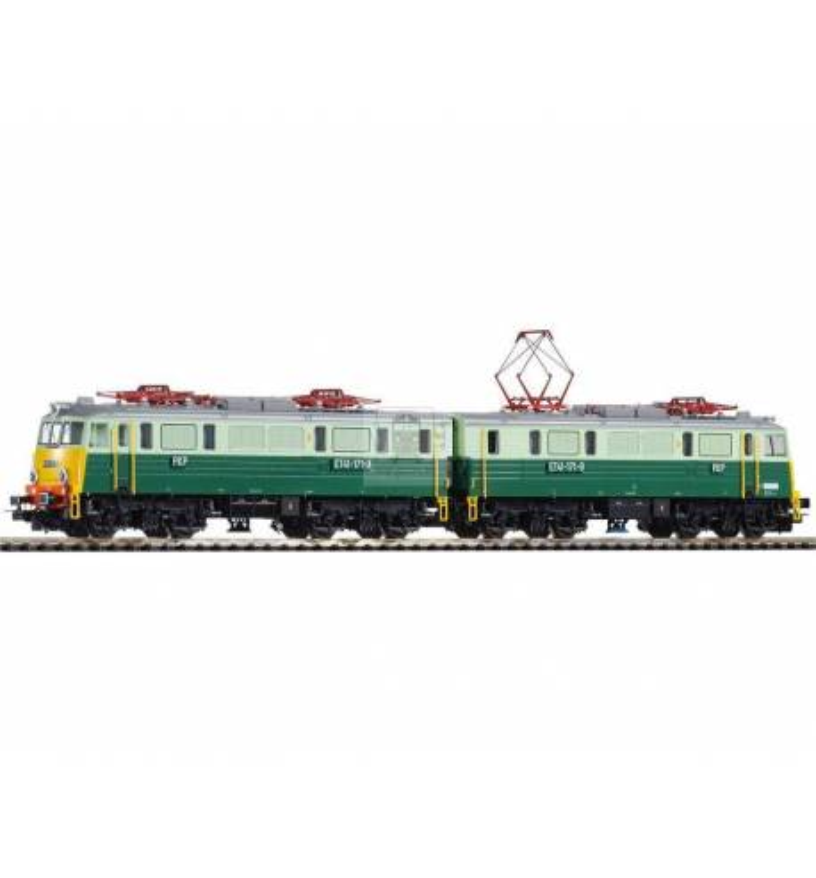 Lokomotywa elektryczna dwuczłonowa ET41-171 PKP - Piko 96371