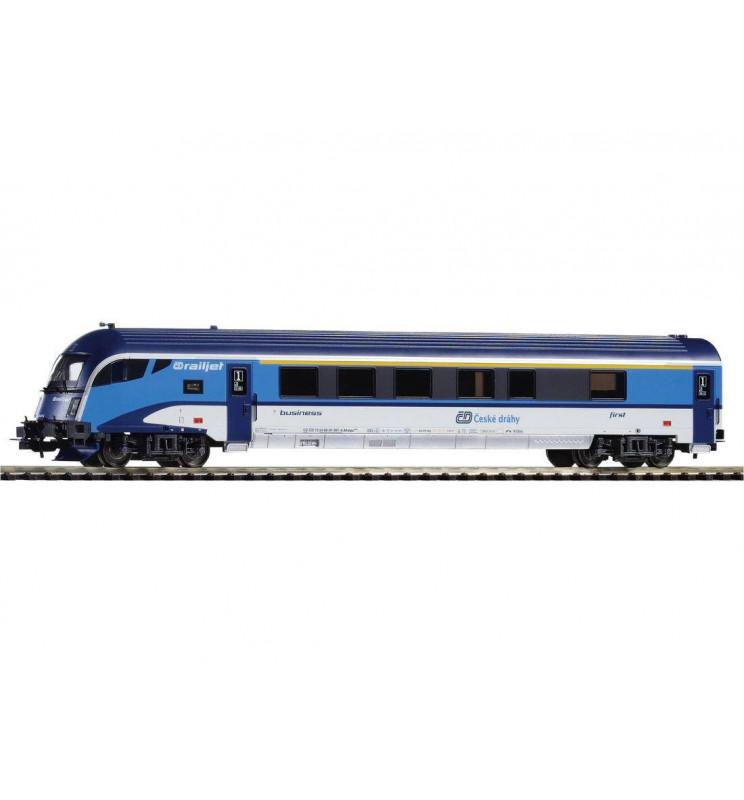 Wagon Osobowy Sterowniczy Railjet CD VI - Piko 57671
