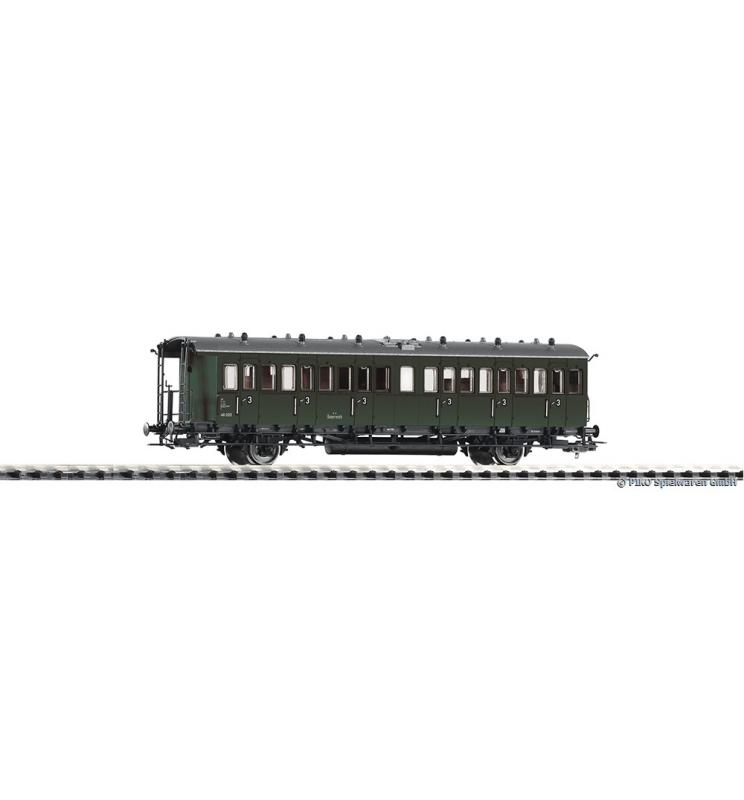 Wagon Os.przedział. C 48 020 3.Kl. BBÖ III - Piko 53163