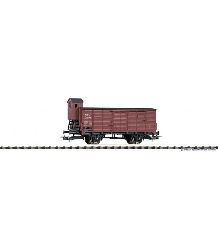 Wagon Towarowy Kryty G02 CSD III m. Bh - Piko 54006