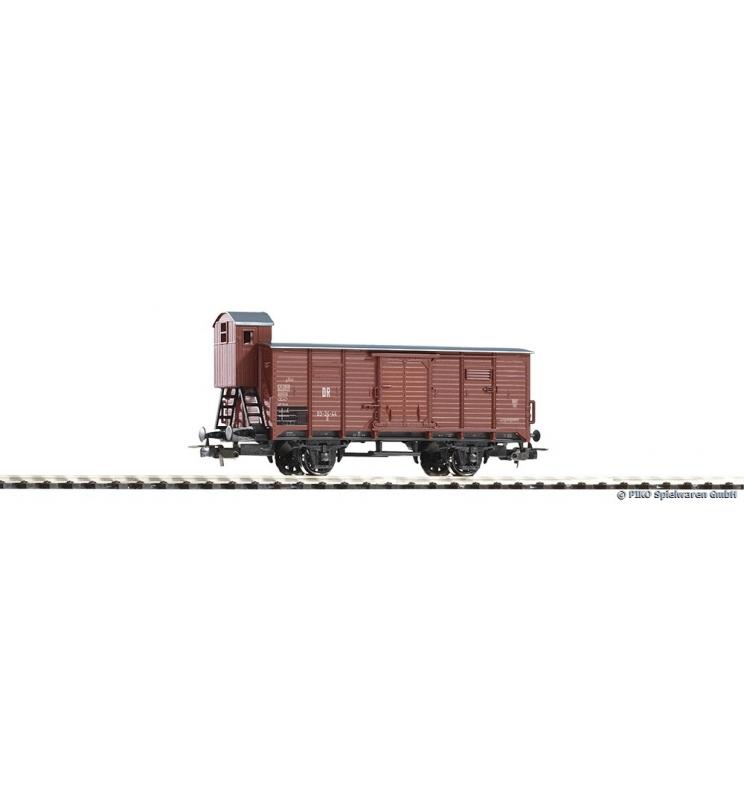 Wagon Towarowy Kryty G02 DR III m. Bh , Koła szprych. - Piko 54007