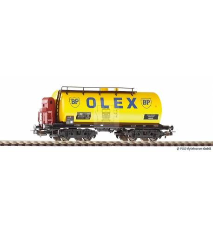 Wagon Towarowy Cysterna OLEX BP DB III, m.Bh. - Piko 54347