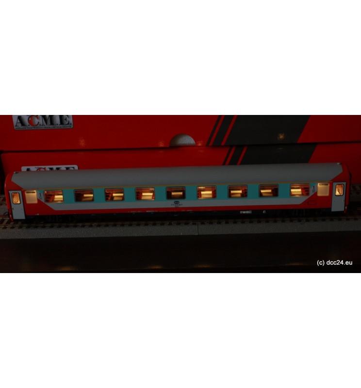 Oświetlenie DCC wagonów osobowych ACME 1 klasa