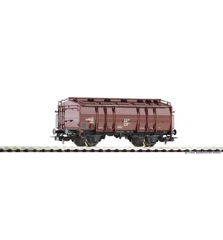 Wagon Towarowy z klapami Tm5605 DR IV - Piko 54441