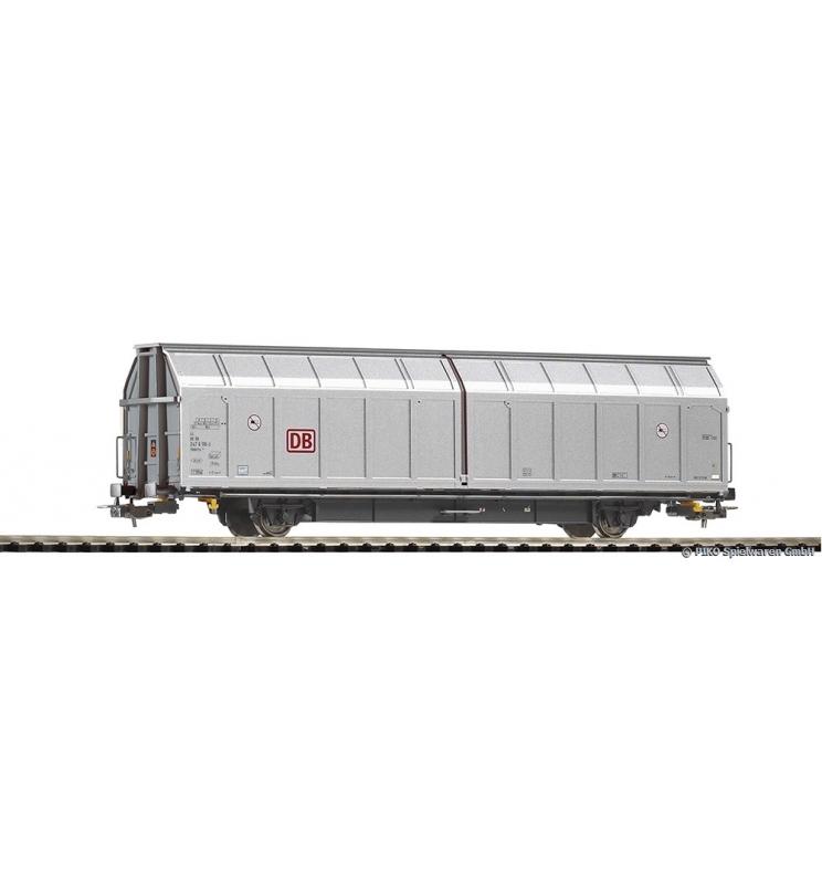 Wagon Towarowy ze ścian.przesuw. Wielko. Hbbills311 DB AG V - Piko 54501