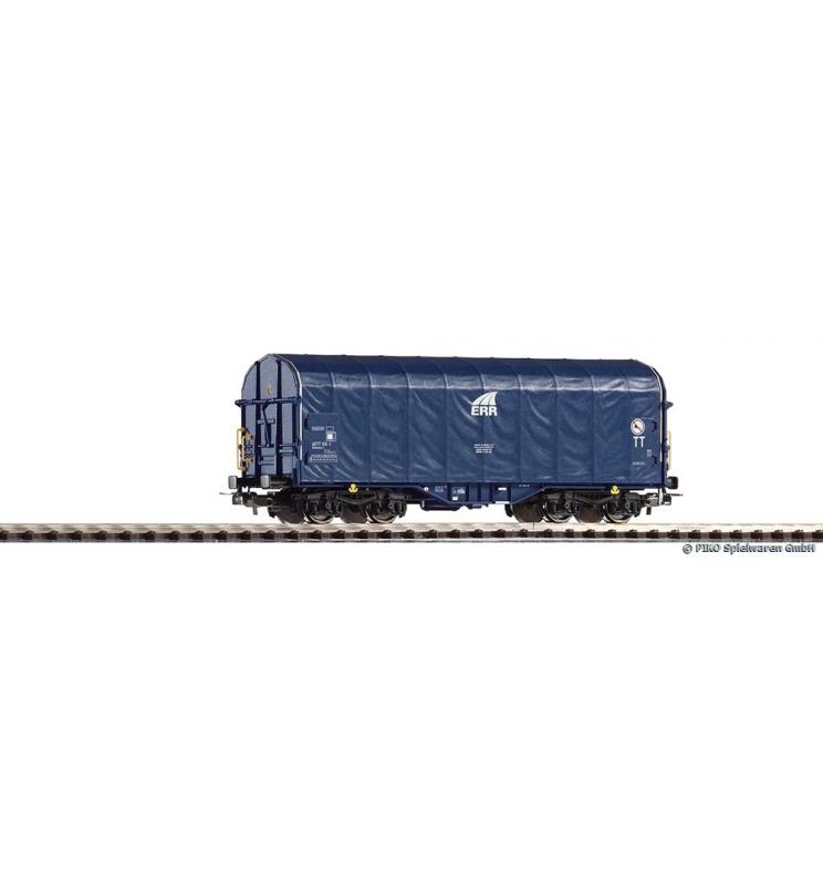 Wagon Towarowy ze ścian.przesuw. ERR V - Piko 54585