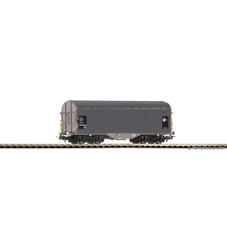 Wagon Towarowy ze ścian.przesuw. CD Cargo V - Piko 54586