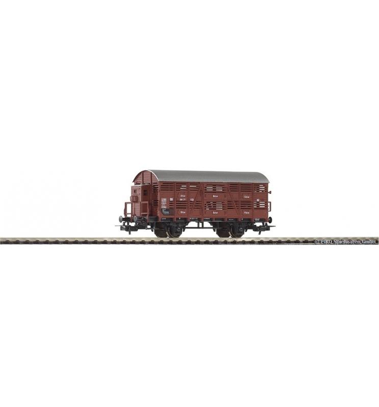 Wagon Towarowy Klatkowy. V23 DB III m. Bh - Piko 54869