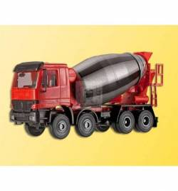 Viessmann 1133 - H0 MB Actros betoniarka z obrotową gruszką