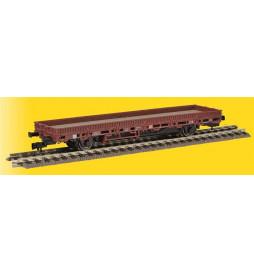 Viessmann 2311 - H0 Wagon platforma (brązowa) z napędem (wersja AC)