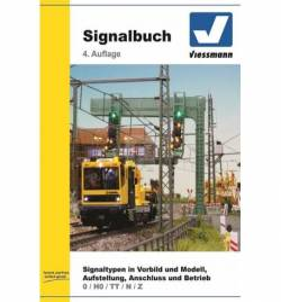 Viessmann 5299 - Signal book - Książka o sygnalizacji (jęz. niemiecki)