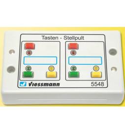 Viessmann 5548 - Pulpit sterowniczy trójstanowy do semaforów