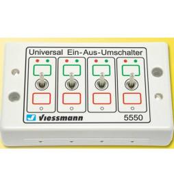 Viessmann 5550 - Pulpit sterowniczy włącz/wyłącz